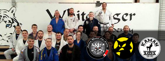 AMAA Shows Up For Gustavo Machado Seminar at White Tiger in Valdosta