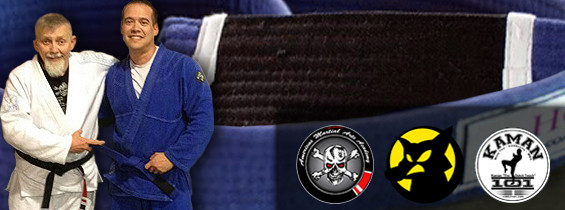 Congratulations to Randy Hunt on receiving his BJJ Blue Belt!